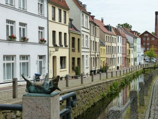 Tafeley in Wismar
